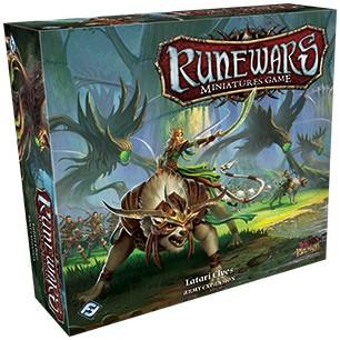 RuneWars - Latari Elf Army Expansion