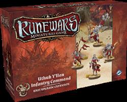 RuneWars - Uthuk Y'llan Infantry Command
