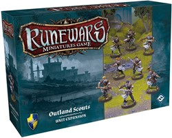 RuneWars Outland Scouts Unit