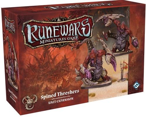 RuneWars - Spined Threshers