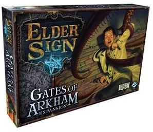 Elder Sign Gates of Arkham Expansion
