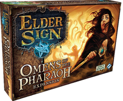Elder Sign - Omens of the Dark Pharaoh Expansion