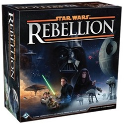 Star Wars Rebellion Boardgame