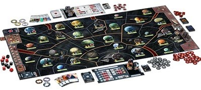 Star Wars Rebellion Boardgame-2