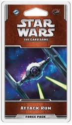 Star Wars The Card Game - Attack Run Force Pack