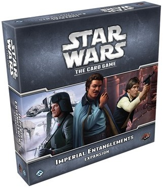 Star Wars The Card Game - Imperial Entanglements