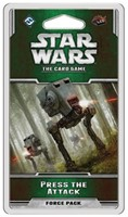 Star Wars The Card Game - Press the Attack
