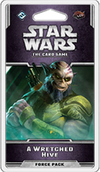 Star Wars The Card Game - A Wretched Hive