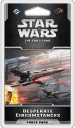 Star Wars The Card Game - Desperate Circumstances