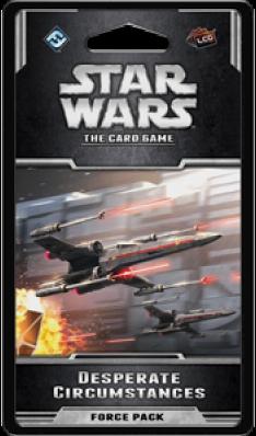Star Wars The Card Game - Desperate Circumstances