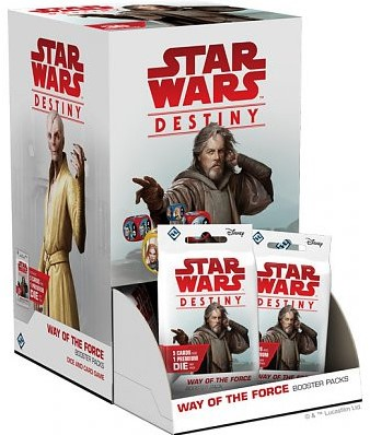 Star Wars Destiny Way of the Force Boosterbox