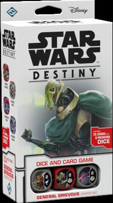 Star Wars - Destiny General Grievous Starter