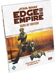 Star Wars Edge of The Empire RPG - Suns of Fortune