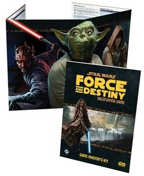 Star Wars Force and Destiny RPG - Game Master's Kit
