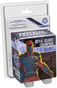 Star Wars Imperial Assault - Royal Guard Villain Pack