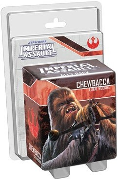 Star Wars Imperial Assault - Chewbacca Ally Pack