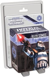 Star Wars Imperial Assault - Kayn Somos Villain Pack