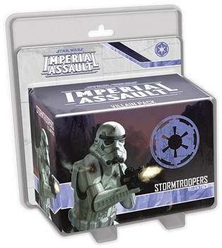 Star Wars Imperial Assault - Stormtrooper Villain Pack