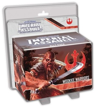 Star Wars Imperial Assault - Wookie Warriors Ally Pack