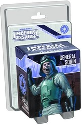 Star Wars Imperial Assault - General Sorin Villain Pack