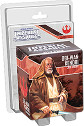 Star Wars Imperial Assault - Obi-Wan Kenobi Ally Pack