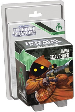 Star Wars Imperial Assault - Jawa Scavenger Villain Pack