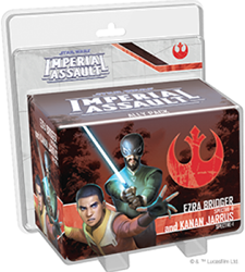 Star Wars Imperial Assault - Ezra and Kanan