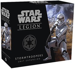 Star Wars Legion Stormtroopers Unit