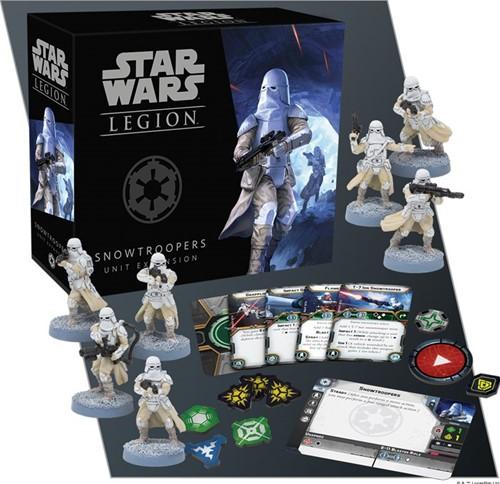 Star Wars Legion Snowtroopers-2