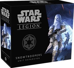 Star Wars Legion Snowtroopers