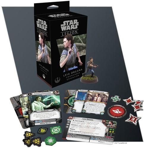 Star Wars Legion Leia Organa Commander-2