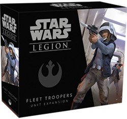 Star Wars Legion Fleet Troopers Unit