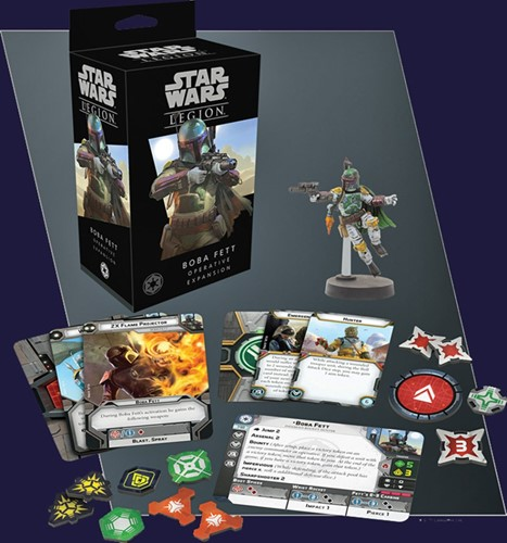 Star Wars Legion Boba Fett Operative-2