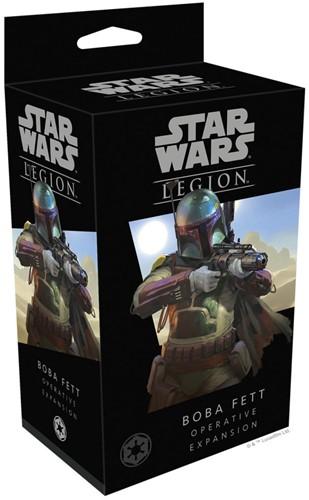 Star Wars Legion Boba Fett Operative