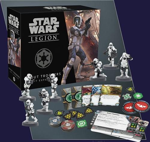 Star Wars Legion Scout Trooper Unit-2