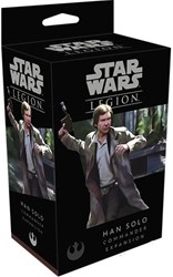 Star Wars Legion Han Solo Commander