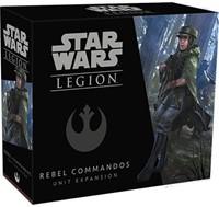 Star Wars Legion Rebel Commandos Unit