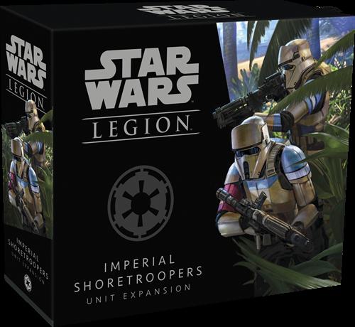 Star Wars Legion - Imperial Shoretroopers