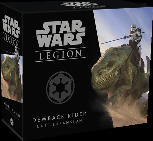 Star Wars Legion - Dewback Rider