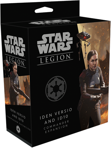 Star Wars Legion - Iden Versio & ID10 Commander