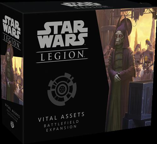 Star Wars Legion - Vital Assets Pack