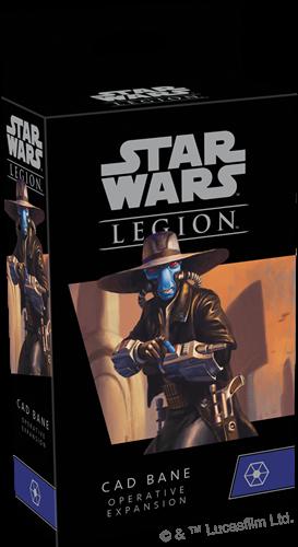 Star Wars Legion - Cad Bane Operative