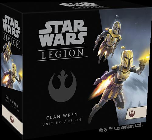 Star Wars Legion - Clan Wren Unit