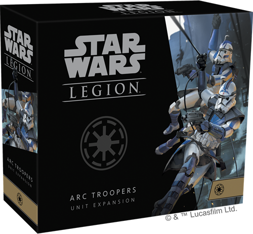 Star Wars Legion - ARC Troopers Unit