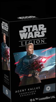 Star Wars Legion - Agent Kallus Commander Expansion