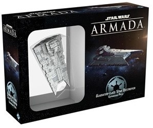Star Wars Armada - Gladiator Class Destroyer Expansion
