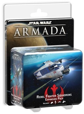 Star Wars Armada - Rebel Fighter Squadrons Expansion