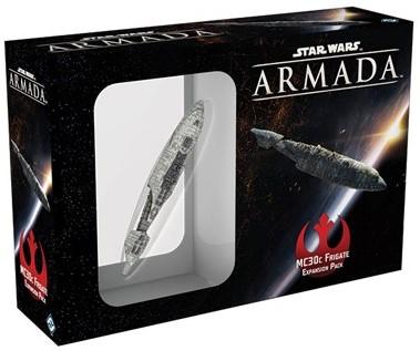 Star Wars Armada - MC30c Frigate Expansion