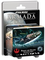 Star Wars Armada - Rogues and Villains Expansion