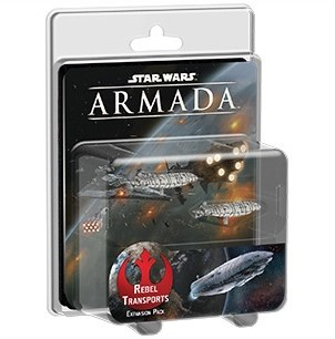 Star Wars Armada - Rebel Transports Expansion